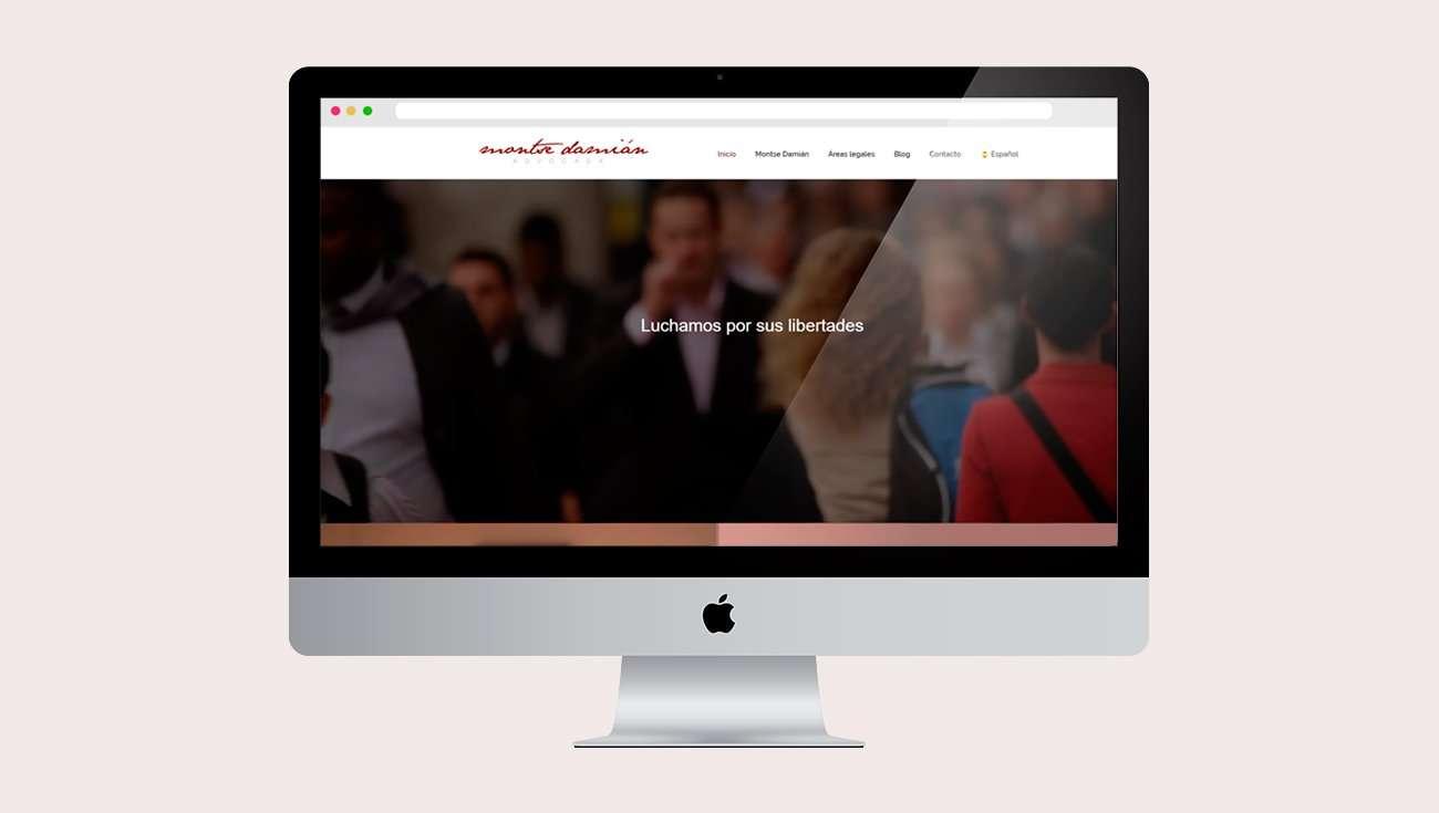 Diseño-web-reus-abogada-montse-damian